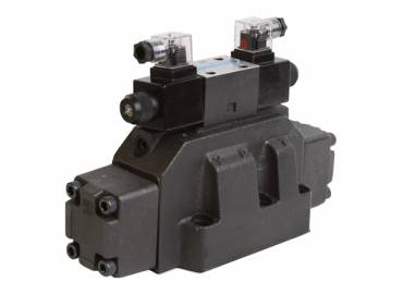 What are hydraulic valves?