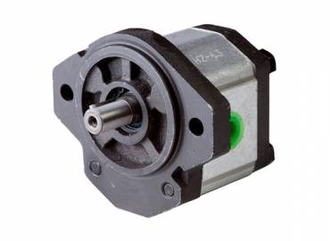 What are External Hydraulic Gear Pumps?